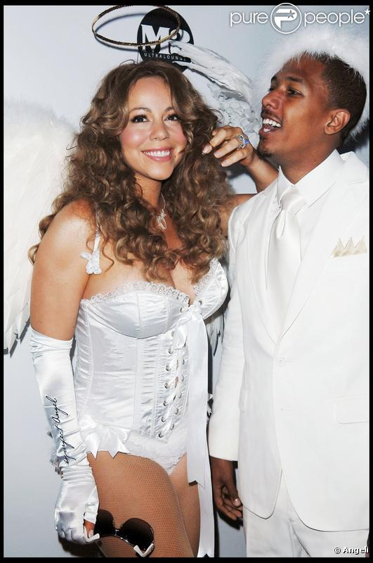 Mariah Carey et Nick Cannon ont fait sensation pour Halloween à New York