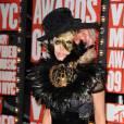 La chanteuse américaine Lady Gaga