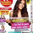 Amel Bent fait la couverture de Tv Grandes chaînes