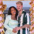 Christina Milian est enceinte de son troisième enfant, le deuxième avec son mari M. Pokora. compagnon M Pokora (Matt).