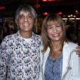 Archives - Mario d'Alba et sa femme la chanteuse Stone lors de la conférence de presse de la chaîne de télévision Melody à Paris, le 27 septembre 2011.