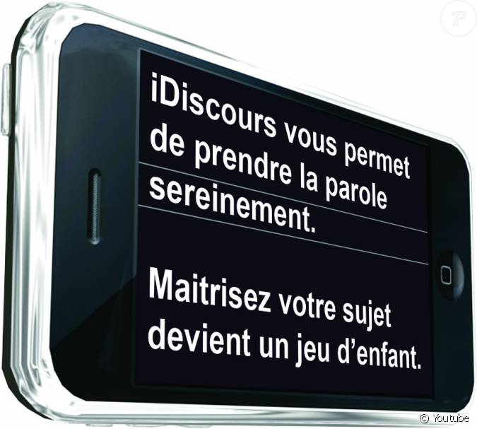 le mode d 39 emploi de l 39 application idiscours pour iphone. Black Bedroom Furniture Sets. Home Design Ideas