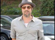 Brad Pitt : Attention, il change d'apparence pour piquer le job... de Johnny Depp !
