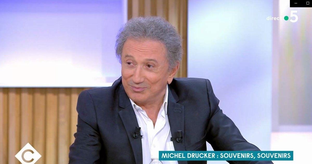 Michel Drucker : Sa chienne Izia manque de se faire écraser en direct dans C à Vous !