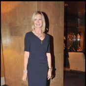 Olivia Newton-John : A 61 ans, elle est toujours aussi souriante et... belle !
