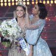 Amandine Petit, Miss Normandie, a été élue Miss France 2021 le 19 décembre 2020.