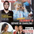 Couverture du magazine France Dimanche du vendredi 14 mai 2021.