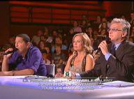 La France a un incroyable talent : regardez un candidat faire un vilain geste au jury... et une femme s'envoyer en l'air !