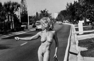 Un cliché de Madonna nue confondu avec une photo vintage de Marylin Monroe...
