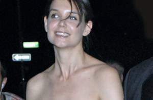 Katie Holmes super chic et court vêtue : Mais avec qui a-t-elle rendez-vous ?