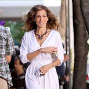 ENTRETIEN EXCLUSIF avec Sarah Jessica Parker : son prochain film, Hugh Grant, Barack Obama, et sa famille...