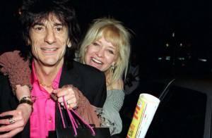 Ronnie Wood : La femme du Rolling Stones obtient le divorce... Ca va lui coûter une tonne d'argent ! C'est beau l'amour...