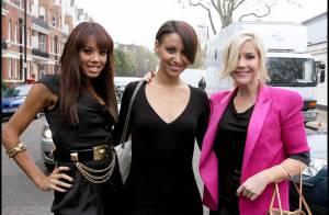 Les Sugababes : Superbes pour reprendre leur promo... de plus belle !