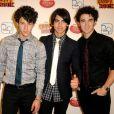 Les Jonas Brothers, stars de la galaxie Disney, seront en concert à Bercy le 26 novembre 2009 !