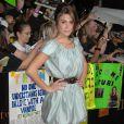 La très belle Nikki Reed, lors de l'avant-première de  Twilight 2 - Tentation , qui s'est tenue au Graumann's Chinese Theatre, à Los Angeles, le 16 novembre 2009.