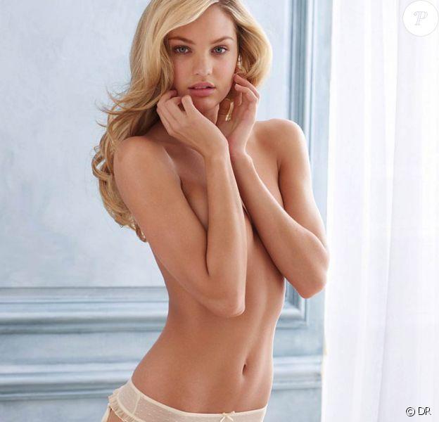 La superbe Candice Swanepoel pour la nouvelle collection de lingerie Victoria's Secret.