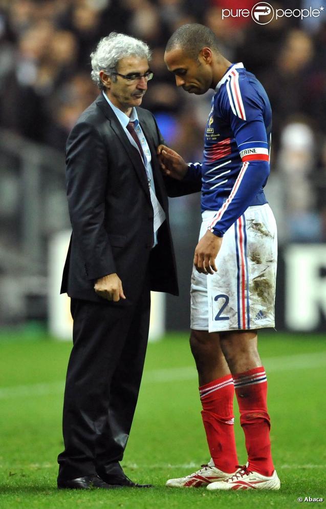 France - Irlande, un but partout, au Stade de France, le 18 ...