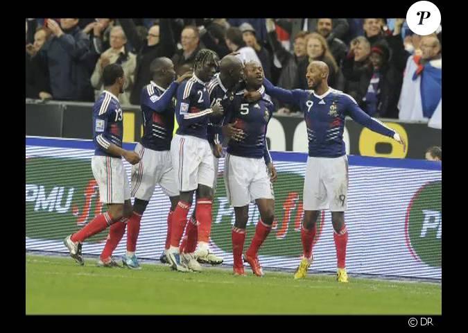 Chanson de king kuduro pour la qualification de la france - Qualification coupe de monde afrique ...