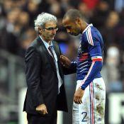 La qualification de la honte : Regardez le sacré coup de main de Thierry Henry...