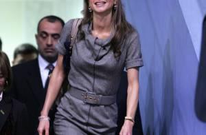 La très belle Rania de Jordanie : Son arme fatale ? Convaincre avec son sourire...