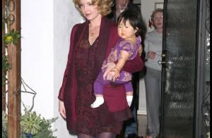 Katherine Heigl fête l'arrivée de bébé... avec son adorable fille dans les bras !
