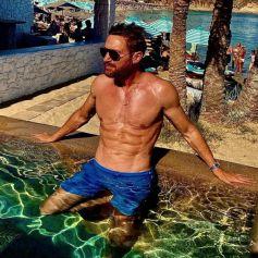 David Guetta à Mykonos. Août 2021.