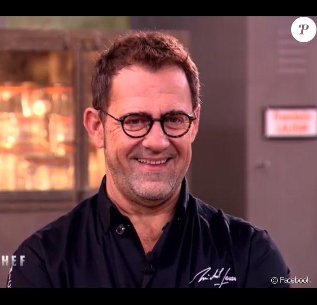 """Michel Sarran, grand absent de la prochaine saison de """"Top Chef"""" : ses amis et collègues le saluent chaleureusement."""