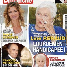 Couverture de France Dimanche du 3 septembre 2021.