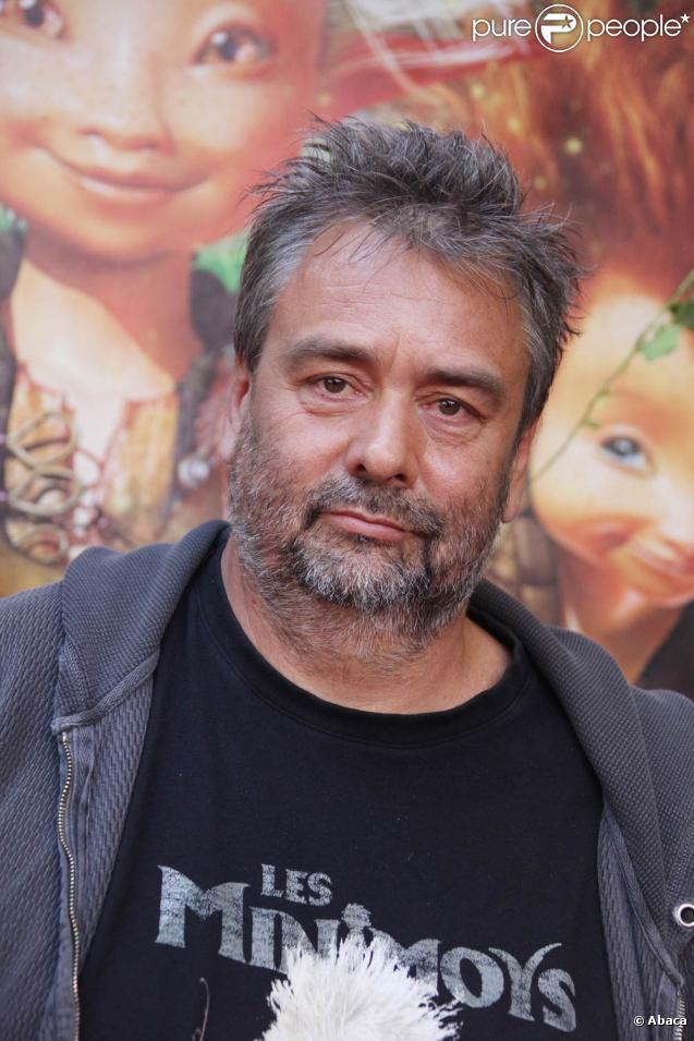 Luc Besson, invité au  6/9 d'NRJ  le 3 décembre 2009.