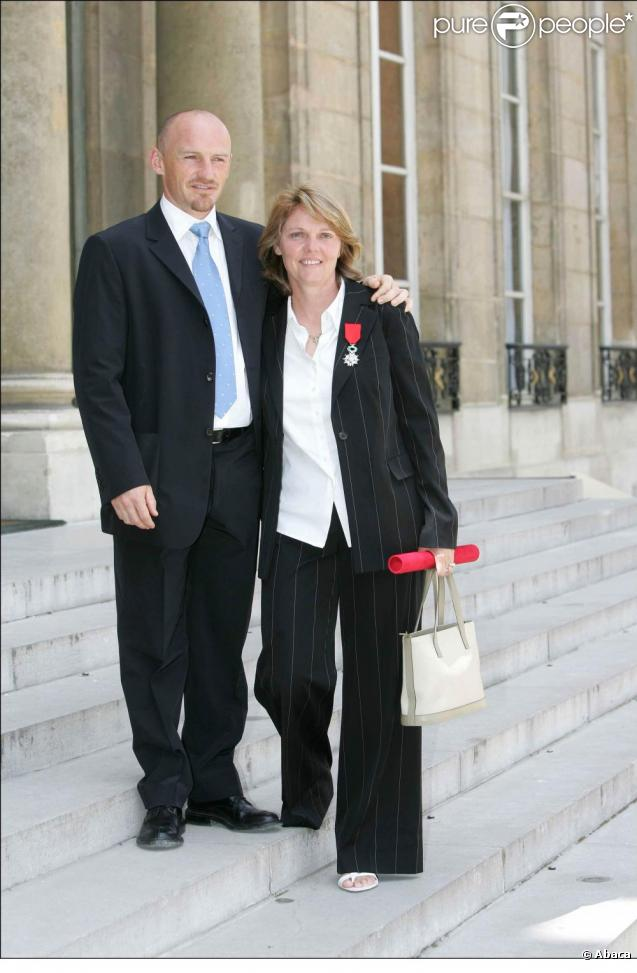 Nathalie tauziat image - Damien thevenot et son compagnon ...