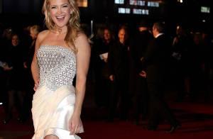 Kate Hudson : Elle était rayonnante à Londres... Normal, son chéri n'était pas loin !