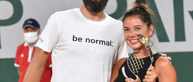Benoît Paire et Julie Bertin en couple : grande première pour les amoureux, en mode tennis