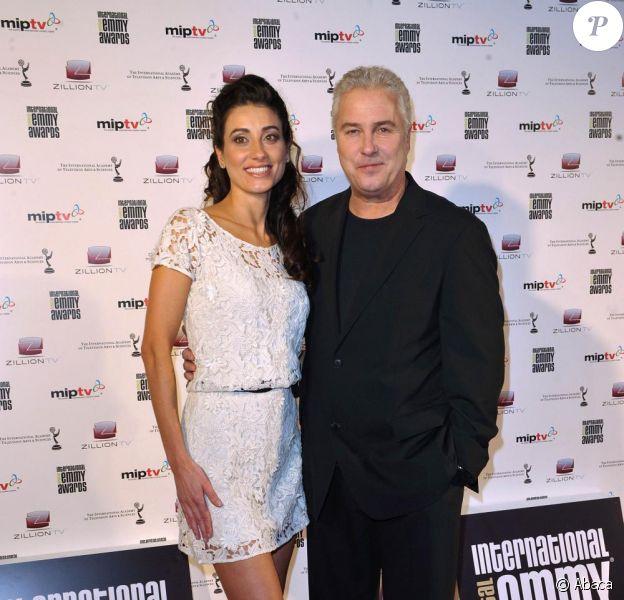 William Petersen et son épouse Gina Cirone