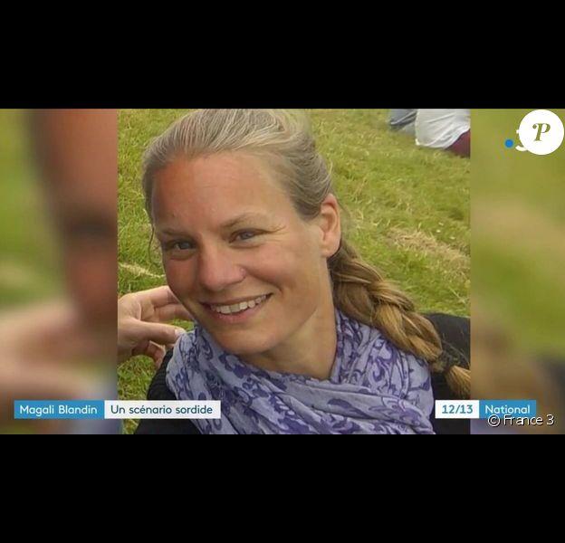 Magali Blandin - Capture d'écran France 3.