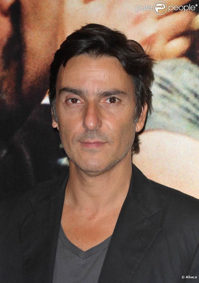 Yvan Attal, réalisateur de  Kisses from Paris.