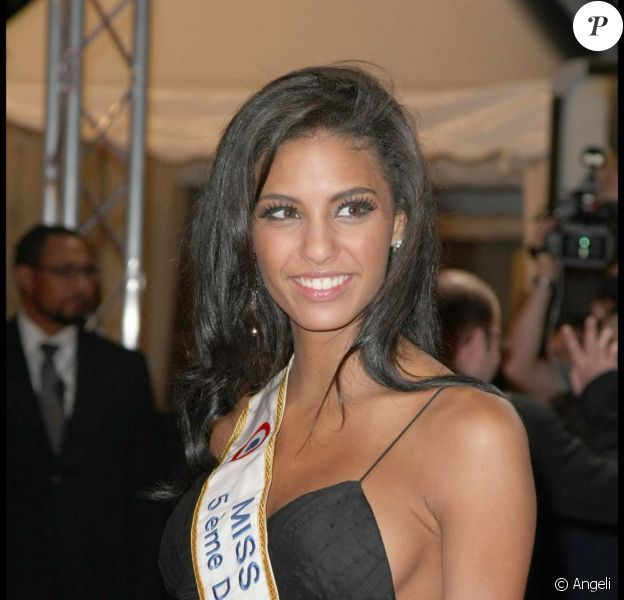 Chloé Mortaud bien partie pour le concours de Miss Monde 2010 !