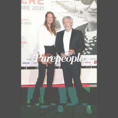 Alain Chabat et sa femme Tiara, rare sortie du couple face à Mélanie Thierry en total look latex avec Raphaël