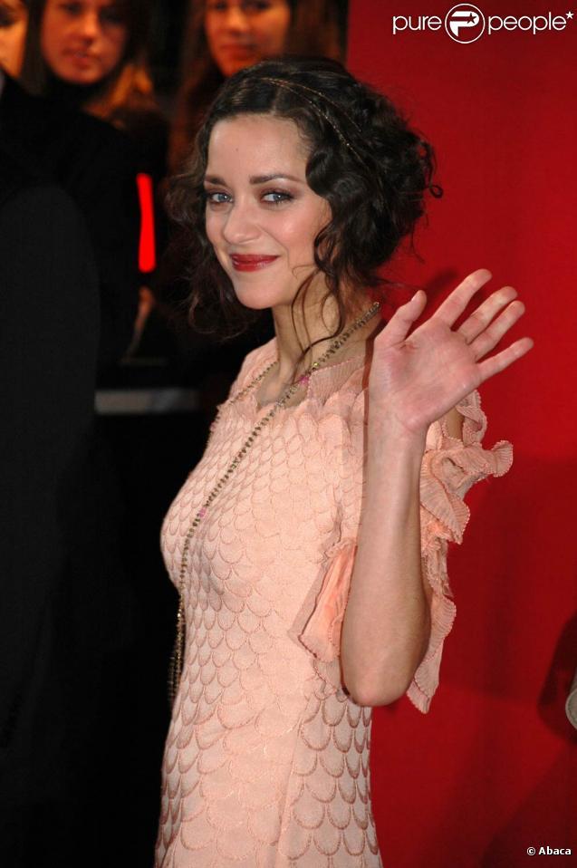 La ravissante Marion Cotillard nominée pour le Golden Globe de la meilleure actrice !