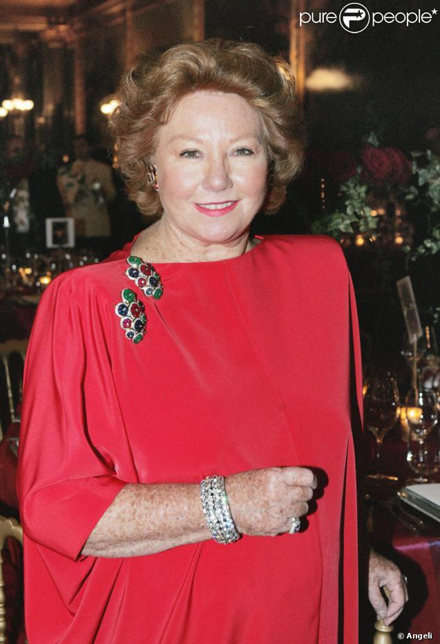 Nadine De Rothschild net worth salary