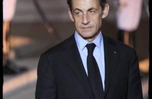 Grippe A : Nicolas Sarkozy a attendu son tour... comme tout le monde  !