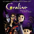 L'affiche de  Coraline .