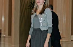 Letizia d'Espagne : la plus rock des princesses, elle finit l'année en beauté !