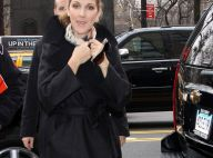 Céline Dion et René Angélil ont adopté un nouveau woofy... Regardez la star en pleine tournée !