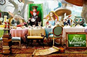 Après Johnny Depp et Anne Hathaway... découvrez les nouveaux visuels d'Alice in Wonderland !