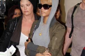 Rihanna : Les vacances sont déjà terminées... Au boulot !