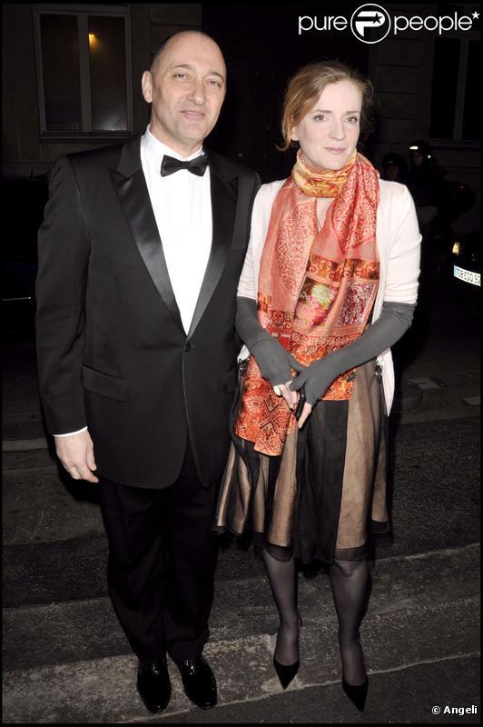Nathalie Kosciusko-Morizet et Jean-Pierre Philippe