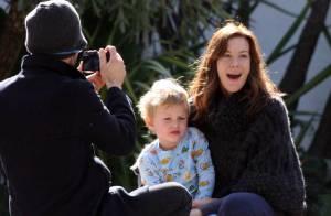 Liv Tyler : Des moments toujours magiques avec son fils...
