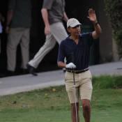 Barack Obama : Il a pris ses distances avec Tiger Woods... mais a gardé quelque chose qui lui appartient !
