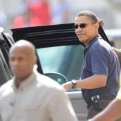 Barack Obama : Le président a fait face avec ses filles... au phénomène le plus impressionnant du mois !