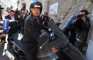 Frédéric Mitterrand hospitalisé après un accident de scooter... est sorti de l'hôpital pour aller au boulot ! (réactualisé)